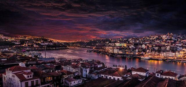 Portugal bei Nacht - Gin Sul Herkunft & Tasting
