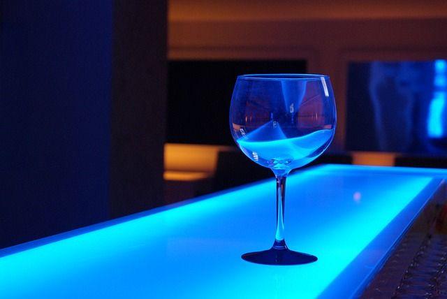 Ballon Gin Glas für Cocktails