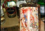 Mundus 45 Gin Flasche