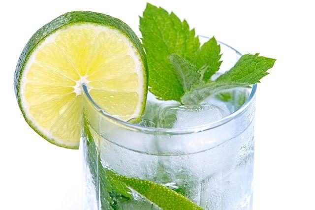 Gin Gin Mule Cocktail