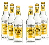 Fever-Tree Premium Indian Tonic Water 6x 500ml = 3000ml -...