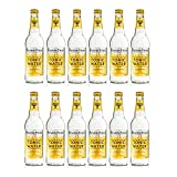 Fever Tree Indian Tonic Water 0,5 Liter Flaschen, 12er Pack...