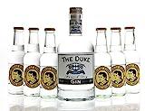 The Duke Gin 1 x 0,7 Liter + 6 x Thomas Henry Tonic 0,2...