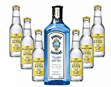 Bombay Sapphire Gin & Fever-Tree Tonic Set - Gin Tonic 40%...