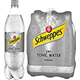 DPG Schweppes Dry Tonic Water 6 x 1,25l (inkl. 1,50 Euro...
