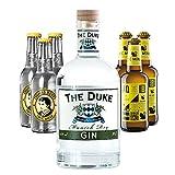 The Duke Gin a 0,7l& 3 x Thomas Henry a200ml + 3 xAqua...