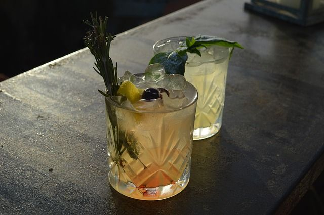 Winter Twist von Bombay als Winter Gin Rezept