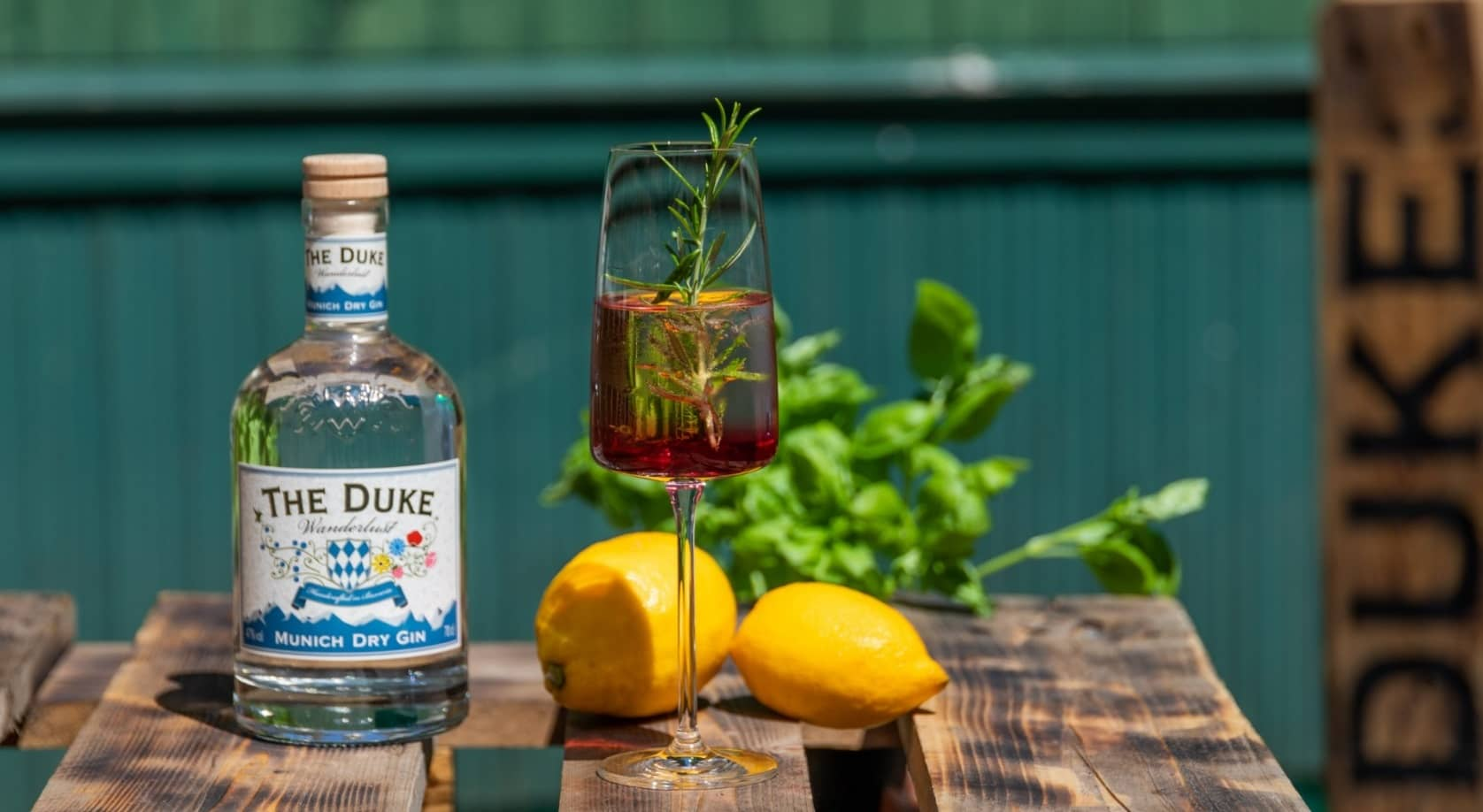 The Duke Gin Test & Tasting