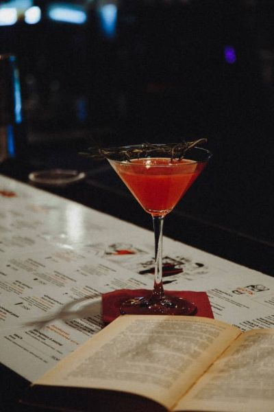 Monkey Gland Cocktail mit the Duke Gin