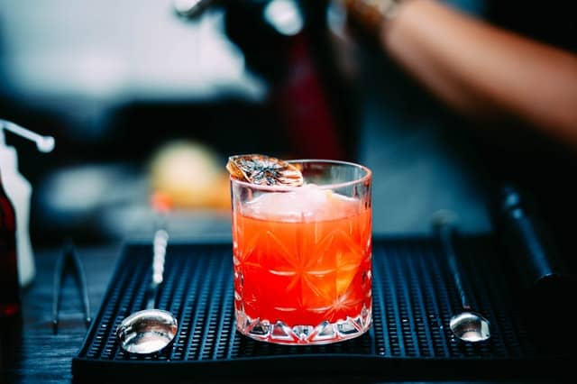 Negroni Gin Cocktail