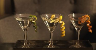 3 Martini Cocktail Rezept