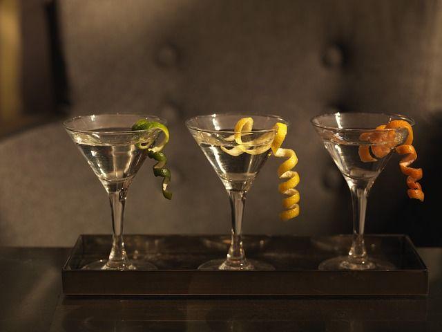 3 Martini Cocktail Rezept