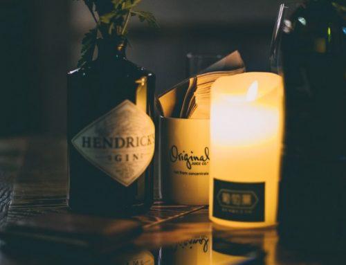 Verwendung von leeren Gin-Flaschen: DIY Deko & Upcycling Ideen