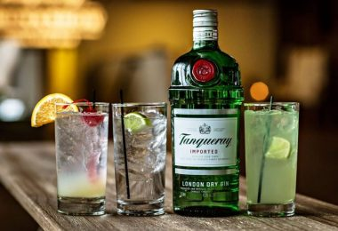 Tanqueray Gin im Test & Tasting