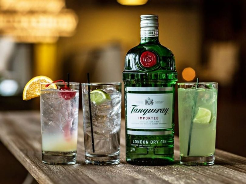 Tanqueray Gin: Geschmack, Geschichte, passende Cocktails & Tonics