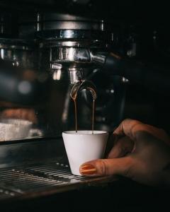 Espresso für den Gin-Tonic Coffee
