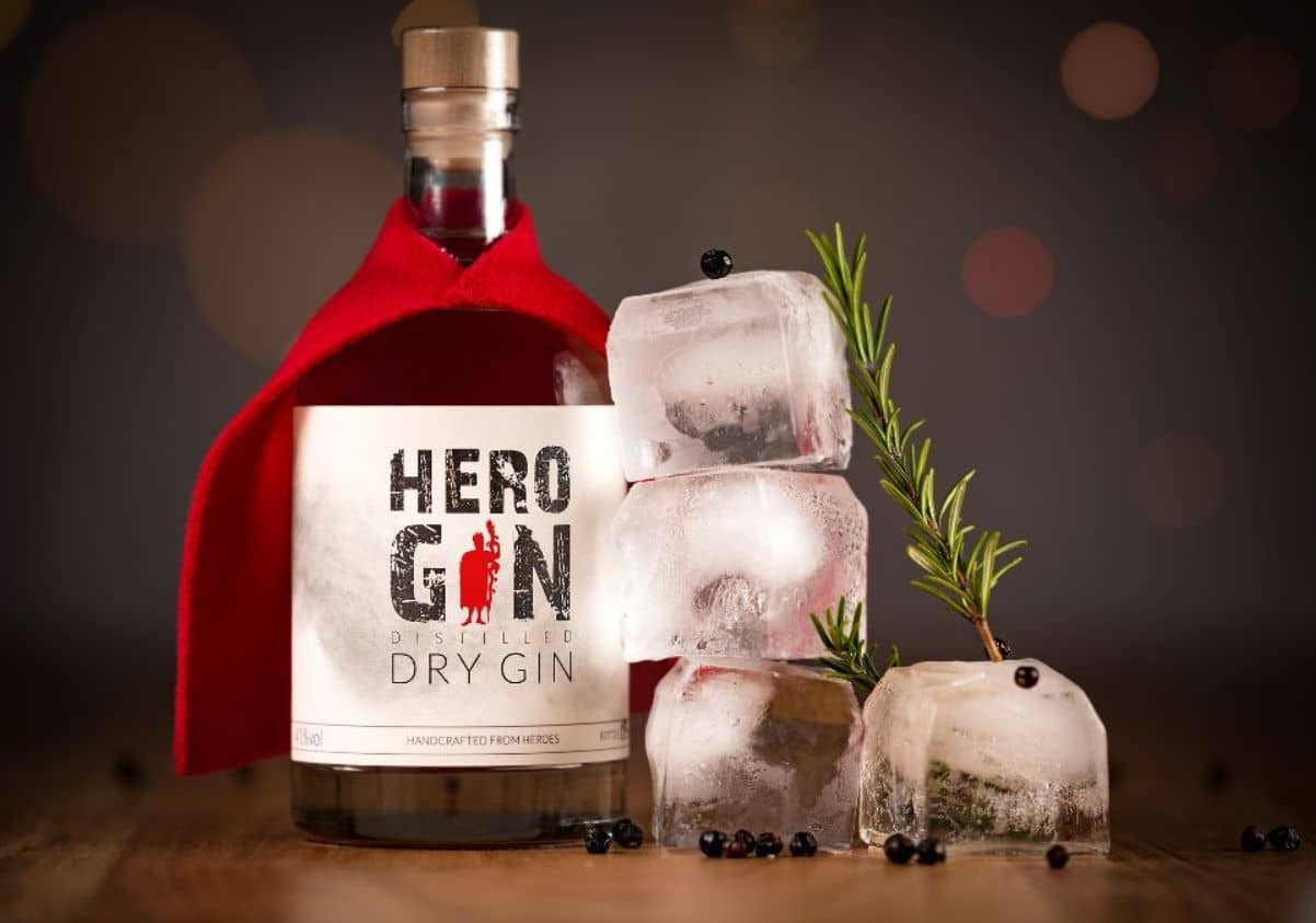 Hero Dry Gin im Test & Tasting