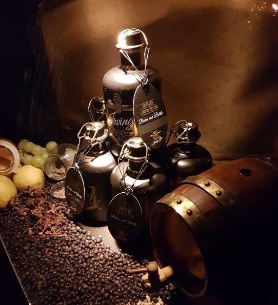 Irving Gin Test & Tasting