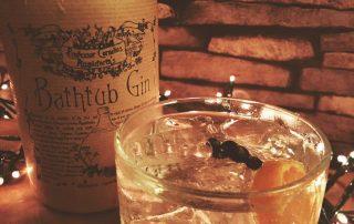 Test & Tasting des Professor Cornelius Ampleforth's Bathtub Gin