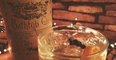 Test & Tasting des Professor Cornelius Ampleforth's Bathtub Gin