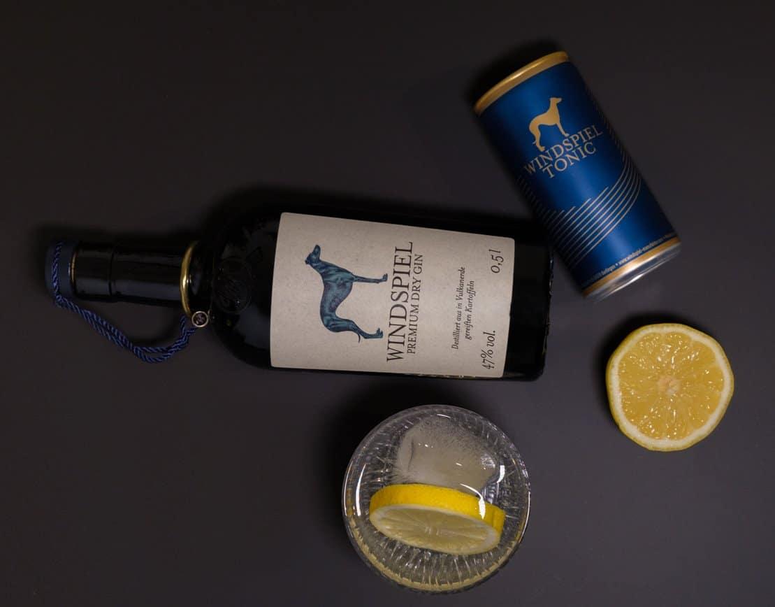 Windspiel Gin im Test & Tasting mit passenden Tonic Water