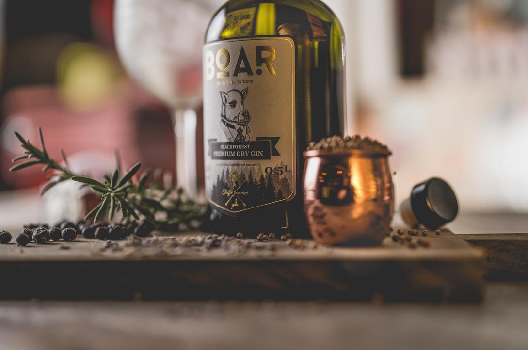 Boar Gin Test & Tasting mit passenden Tonic Water