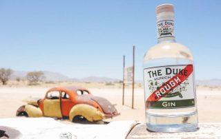 Test & Tasting des The Duke Rough Gin