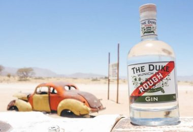 Test & Tasting des The Duke Rough Gin