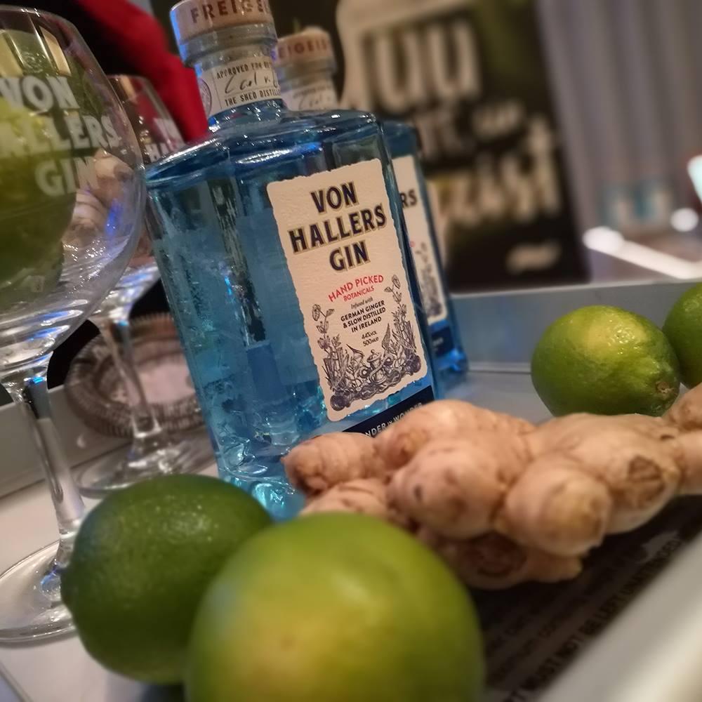 von Hallers Gin im Test
