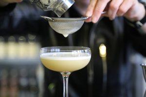Last Word Cocktail mit Breaks Gin