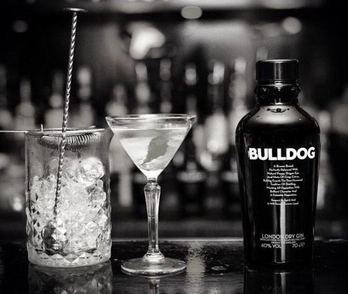 Test & Tasting des Bulldog London Dry Gin