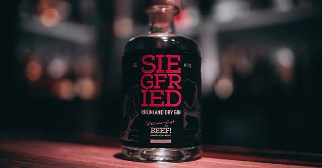 Siegfried Gin Beef Cut Test & Tasting
