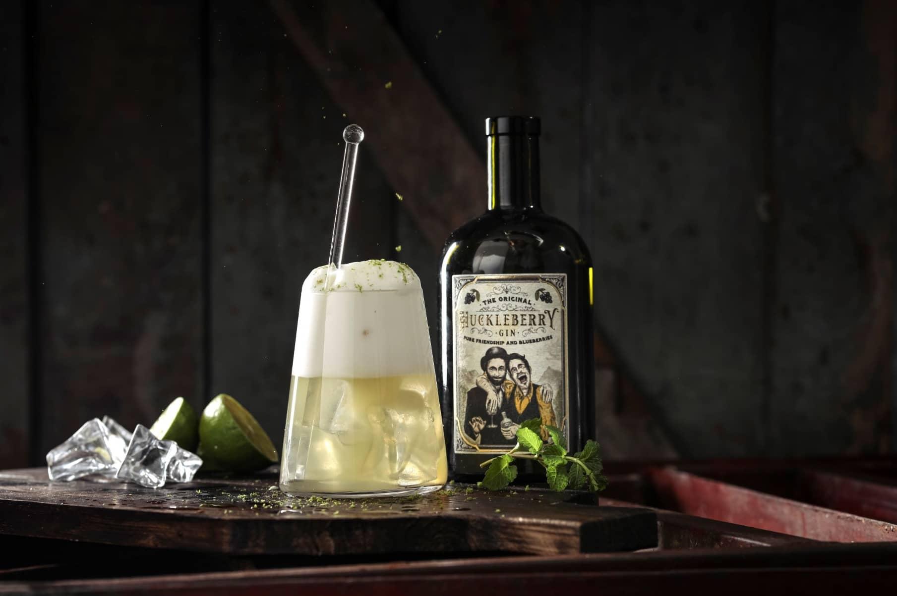 Huckleberry Gin im Test & Tasting
