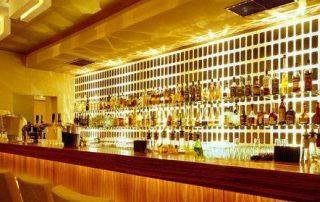 die LUJAH Gin Bar in Halle
