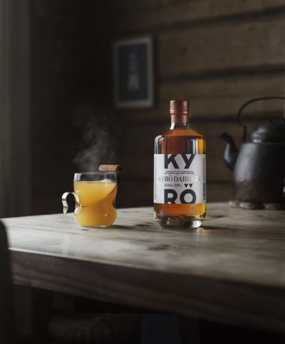 Kyrö Dark Gin im Test & Tasting