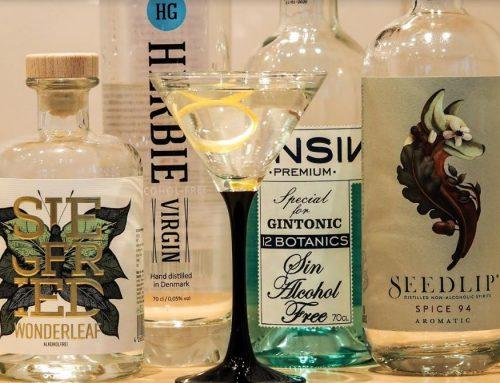 Martini ohne Alkohol: Kann das Experiment gelingen?