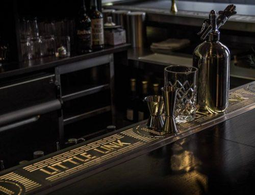 Little Link – Die Adresse für avantgardistische Gin-Kreationen
