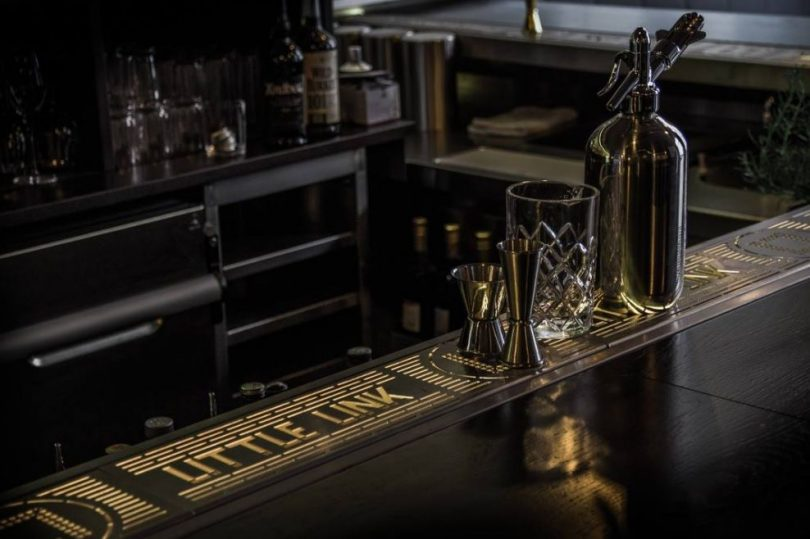 Die Little Link Gin- und Cocktailbar in Köln