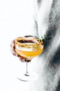 Bushwick Space Trade Cocktail mit Whobertus Gin