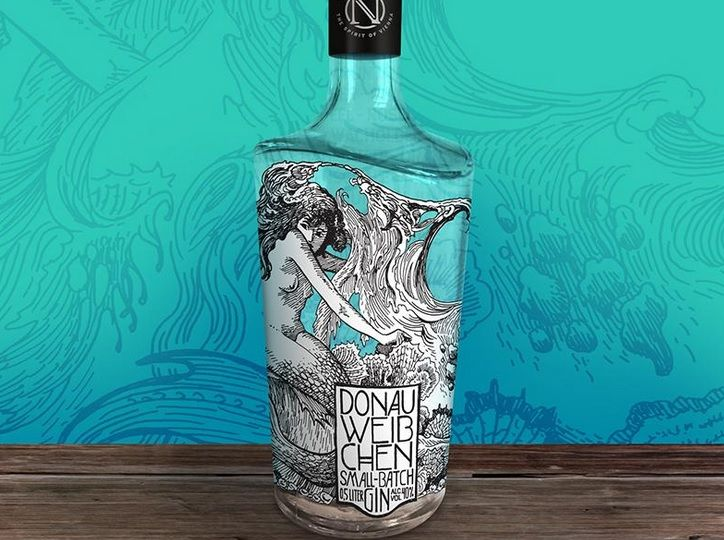 Daunauweibchen Dry Gin aus Wien im Test & Tasting