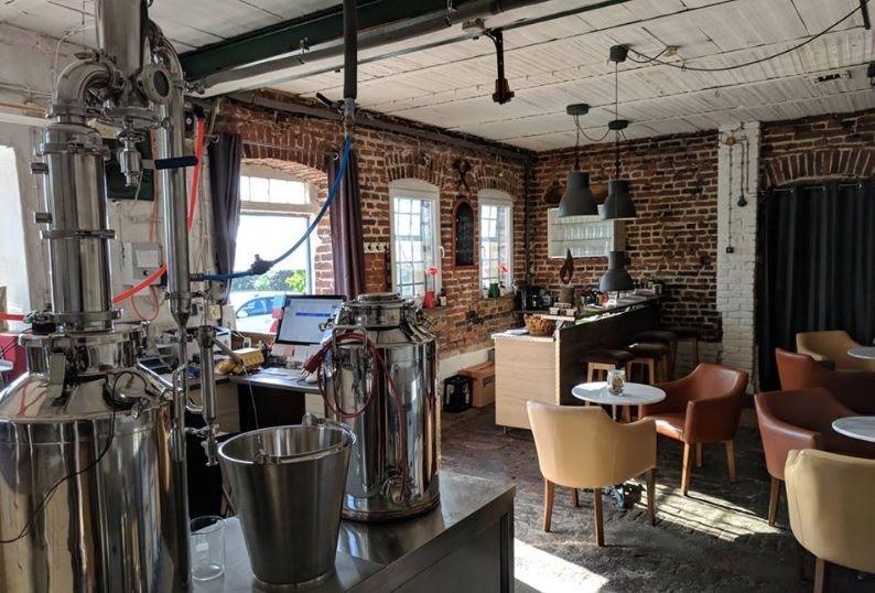 Fieldfare Gin Destillerie & Tasting Lounge