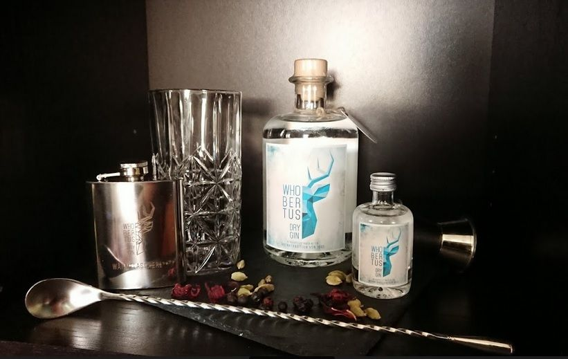 Whobertus Dry Gin im Test & Tasting