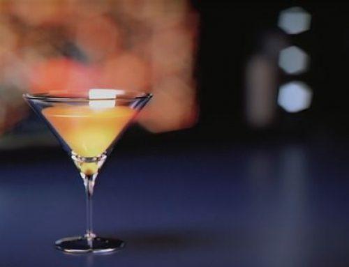 Bee's Knee's Cocktail mit Grüßen aus der Prohibitionszeit