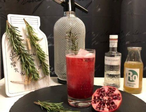 Herbal Gin Fizzes Cocktail-Rezepte & Varianten