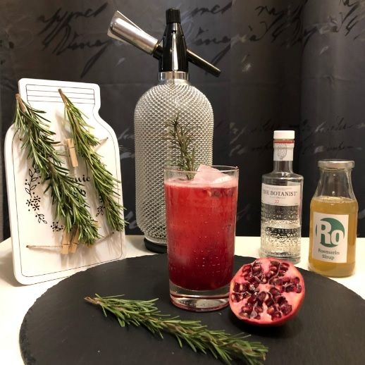 Herbal Gin Fizzes: Rezepte & Varianten