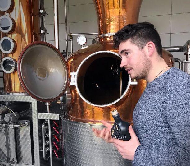 neeka Dry Gin Herstellung & Destillation