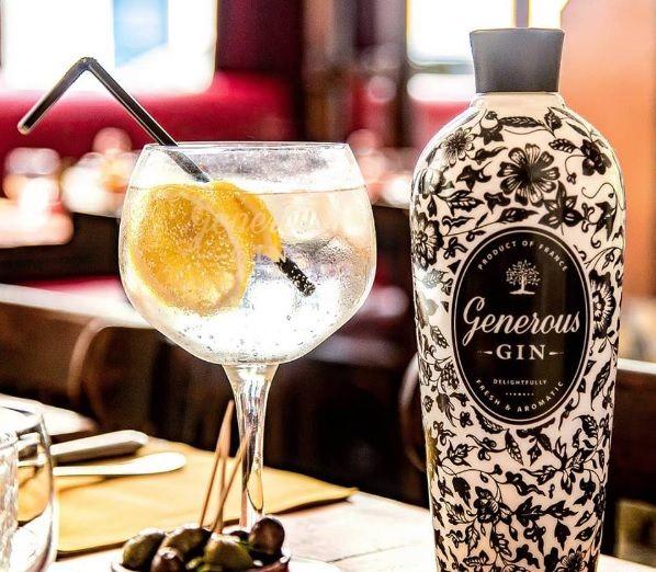 Genereous Dry Gin im Test & Tasting