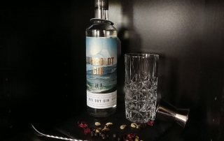 Test & Tasting des Humboldt Rye Dry Gin