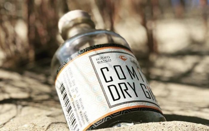 Comix Dry Gin im Test & Tasting