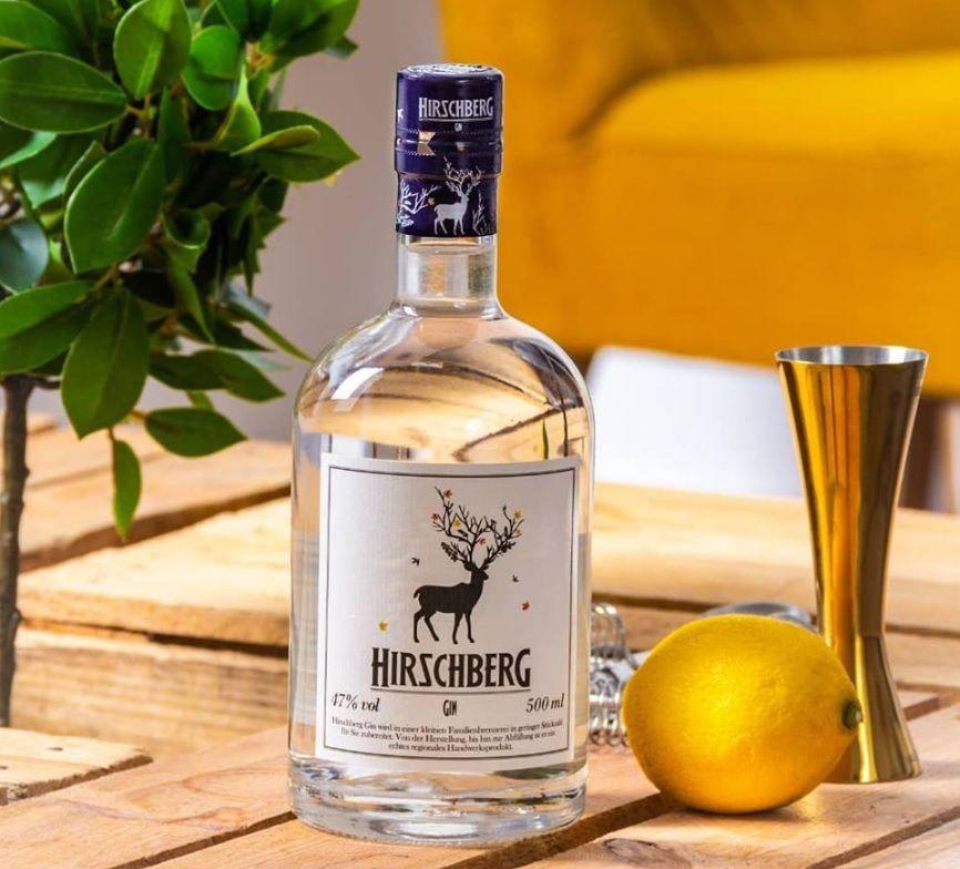 Hirschberg Dry Gin im Test & Tasting
